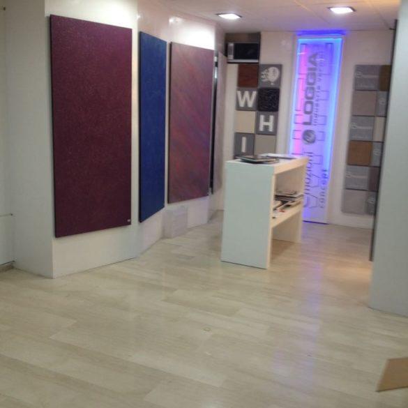Loggia Showroom
