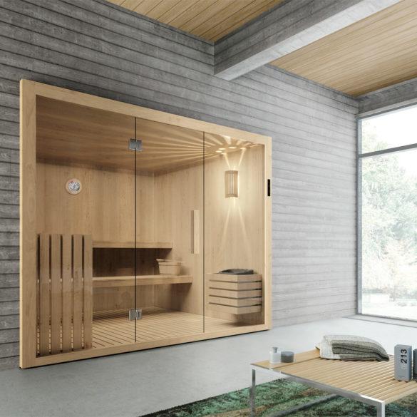 Box, saune, bagno turco, mobili da bagno